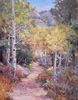 Margaret Jensen / Gem Lake Trail 11 x 14, oil $1250