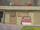 Victoria Ekelund / The Wash House 9 x 12, oil $525