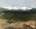 Judith Brunko / Looking West 12 x 8, oil $550