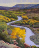 SOLD  Autumn on the Chama