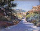 Nancy Lewis / Escalante Morning 11 x 14, pastel $675