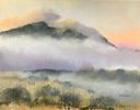 Maryann McGraw / Misty Morning 11 x 14, pastel $975