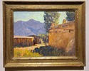 """Martinez Hacienda"" 9x12 Oil. Available at 1700."